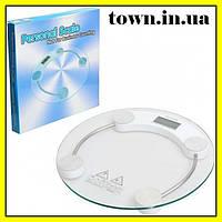 Напольные весы бытовые (электронные) для дома SH2003A до 180 кг