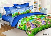 Детское постельное белье Волшебная страна, ранфорс