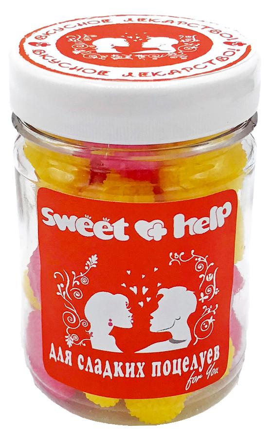 """Sweet help (вкусная помощь) """"Для сладких поцелуев"""" 250мл"""