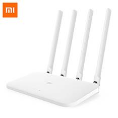Беспроводной маршрутизатор (роутер) Xiaomi Mi Wi-Fi Router 4A Gigabit Edition (DVB4218CN)