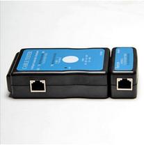 Кабельный тестер M726AT LAN RJ45 RJ11 USB  - черный + синий kys0411, фото 3