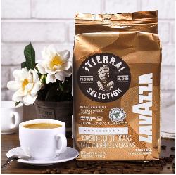 Кофе Зерновой Lavazza Tierra1 кг. 100% Арабика