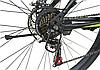 """⭐✅ Гірський Велосипед TopRider 29 ДЮЙМІВ """"611"""" ЧОРНО-САЛАТОВИЙ БЕЗКОШТОВНА ДОСТАВКА!, фото 3"""