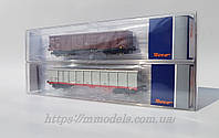 Roco 76076 комплект из 2х грузовых вагонов, принадлежность ÖBB, масштаба 1/87, Н0, фото 1