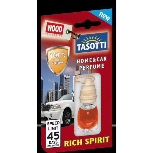 "Аромат. пробковый на зеркало Tasotti/серия ""Wood"" - 7ml / Rich-Spirite ((60))"