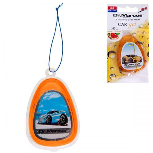 """Освежитель воздуха гель DrMarkus на зеркало """"Car Gel"""" Citrus Dream (272)"""