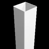 СТОВП ПВХ Н-167,5 см.
