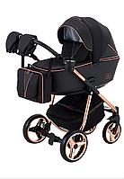 Дитяча коляска Adamex Sierra Polar (Pink Gold) SR451