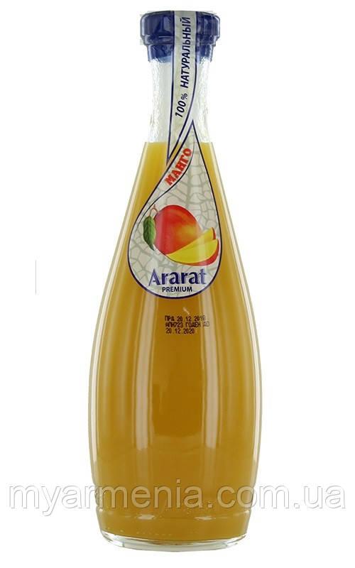 "Армянский Нектар из манго ""Ararat Premium"" 0.75л"