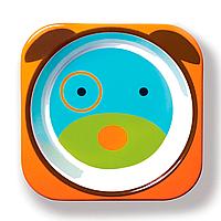 Детская тарелка Skip Hop Скип Хоп Щенок, глубокая