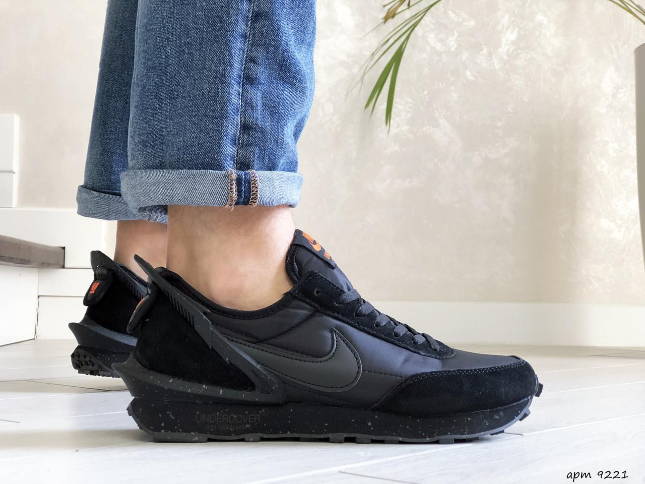 Мужские кроссовки Nike Undercover Jun Takahashi, черные