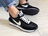 Мужские кроссовки Nike Undercover Jun Takahashi, черно белые, фото 2
