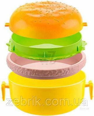 Ланчбокс Гамбургер