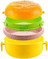 Ланчбокс Гамбургер, фото 1