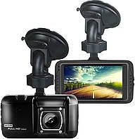 Автомобильный видеорегистратор UKC D101 WDR Full HD 1080P Black