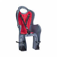 Крісло дитяче Elibas P HTP design на багажник (темно-сірий)