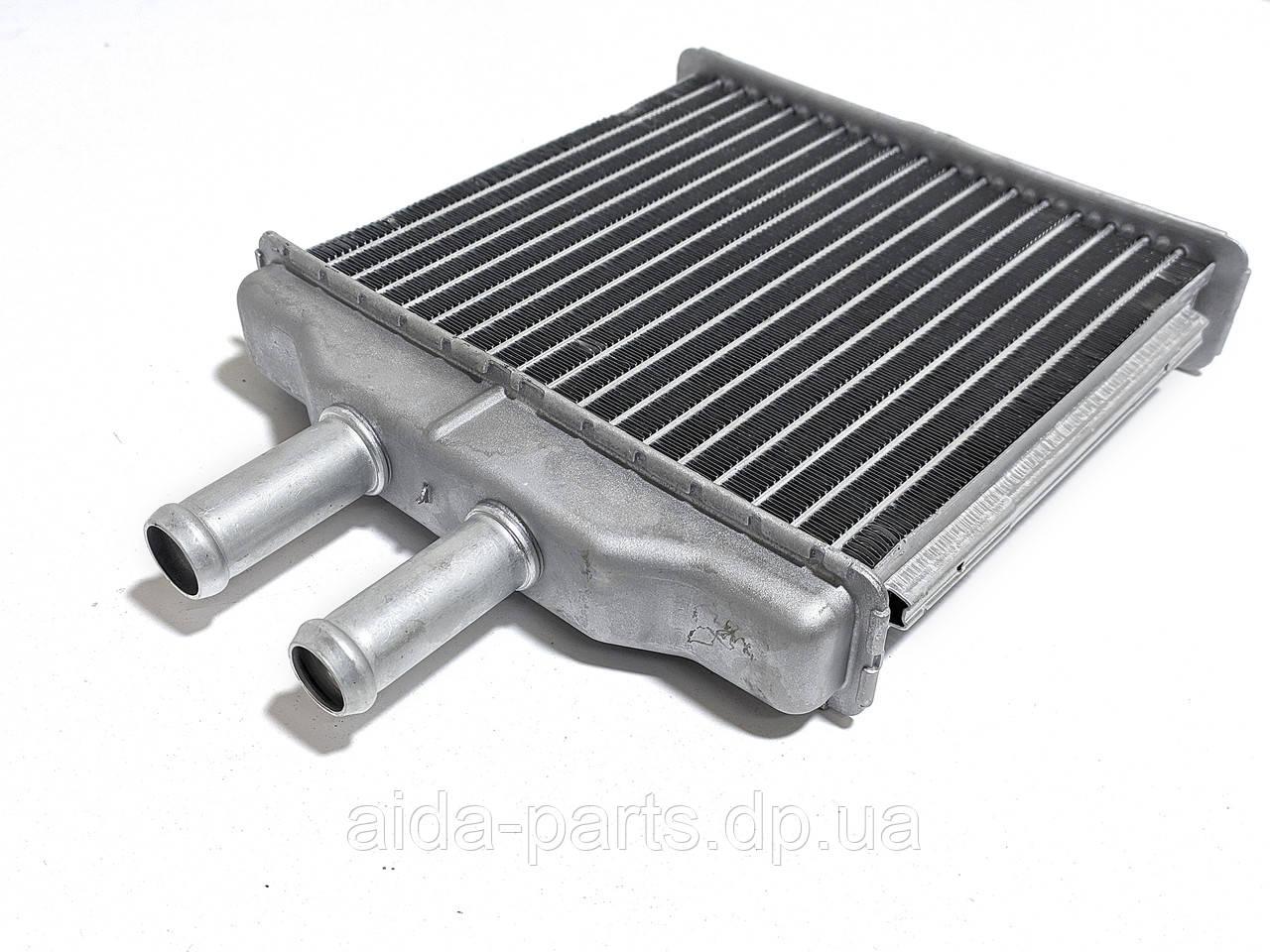 Радиатор печки Lacetti Лачетти алюминиевый SHIKOO 96554446