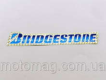 Наклейка BRIDGESTONE голограма