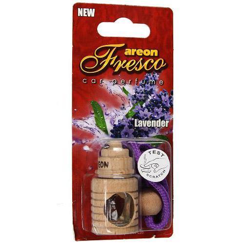 """Осв.воздуха AREON-VIP """"Фреско"""" Lavender (лаванда) (FRTN15)"""
