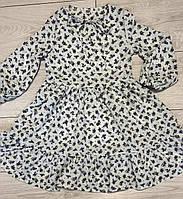 Сукня для дівчинки, можливий відшив для матусь у розмірі S,M