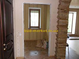Монтаж дверей и арок из массива в частном доме + доп работы 1