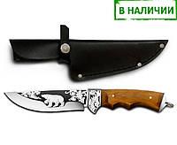 Нож МЕДВЕДЬ Ручная Работа для Охоты и Рыбалки \ 50х14мф, 65х13