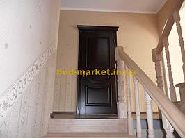 Монтаж дверей и арок из массива в частном доме + доп работы 8