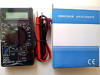Мультиметр тестер вольтметр амперметр DT-832 (звуковая прозвонка), фото 1