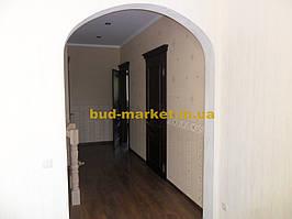 Монтаж дверей и арок из массива в частном доме + доп работы 10