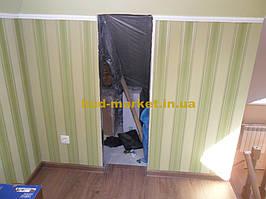 Монтаж дверей и арок из массива в частном доме + доп работы 5