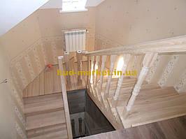 Монтаж дверей и арок из массива в частном доме + доп работы 11
