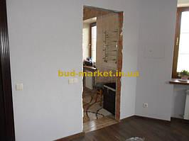 Монтаж дверей и арок из массива в частном доме + доп работы 4