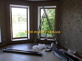 Монтаж дверей и арок из массива в частном доме + доп работы 15