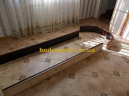 Монтаж дверей и арок из массива в частном доме + доп работы 16