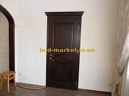 Монтаж дверей и арок из массива в частном доме + доп работы 22