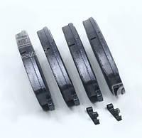 Тормозные колодки дисковые MITSUBISHI GALANT VI (EA_), LANCER передние (TRW) OE MR527674