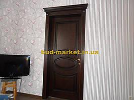 Монтаж дверей и арок из массива в частном доме + доп работы 25