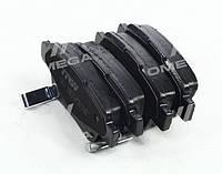 Тормозные колодки дисковые TOYOTA AVENSIS (_T22_, T25) задние (TRW) OE 0446605010