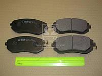 Тормозные колодки SUBARU FORESTER (SF, SG), IMPREZA (GD, GG) передние (CTR) CKSU-4 OE 32006166