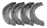 Тормозные колодки барабанные MB W124, W201, W202, W210 задние (RIDER) RD.2638.GS8208 OE 203420120