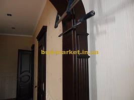 Монтаж дверей и арок из массива в частном доме + доп работы 32