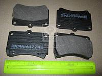 Тормозные колодки дисковые MAZDA 323 передние (Intelli) D774E OE F1CZ2001A