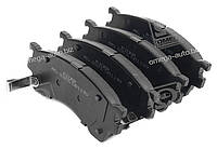 Тормозные колодки дисковые MAZDA 323/626/PREMACY передние (RIDER) RD.3323.DB1139 OE 1U0L3328Z