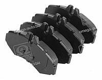Тормозные колодки дисковые MB SPRINTER, VITO 97-03 передние (RIDER) RD.3323.DB1373 OE 34205420