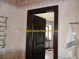 Монтаж дверей и арок из массива в частном доме + доп работы 35
