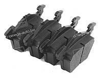 Тормозные колодки дисковые MB VITO 97-03 задние (RIDER) RD.3323.DB1408 OE 34200220