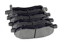 Тормозные колодки дисковые MITSUBISHI GALANT передние (Intelli) D192E OE 4605A261