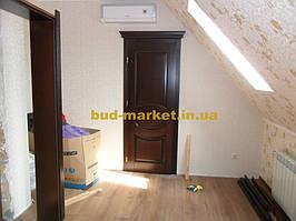 Монтаж дверей и арок из массива в частном доме + доп работы 36