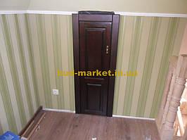 Монтаж дверей и арок из массива в частном доме + доп работы 38