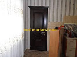 Монтаж дверей и арок из массива в частном доме + доп работы 42